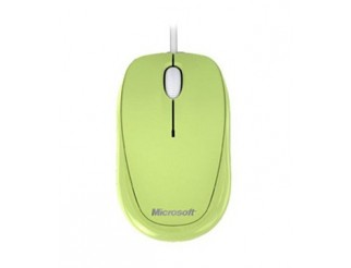 Мишка MICROSOFT Compact Optical Mouse 500 (Кабел, Оптичен 800dpi,3 btn,USB), Зелен