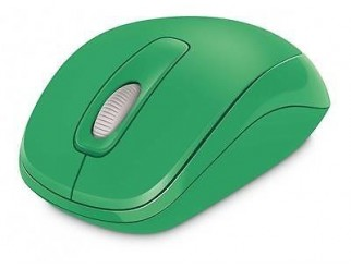 Мишка MICROSOFT Wireless Mobile Mouse 1000 Green