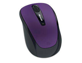 Мишка MICROSOFT Wireless Mobile Мouse 3500 Purple