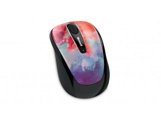 Microsoft Wireless Mobile Mouse 3500 USB Artist Tchmo