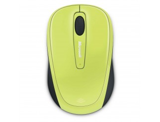 Мишка MICROSOFT Wireless Mobile Мouse 3500 Citron Green