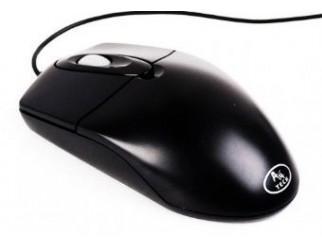 Мишка A4 TECH OP-720 оптична PS/2 черна