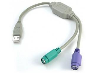 Преходник PS/2 към USB