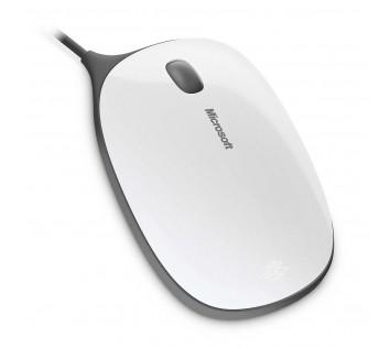 Мишка Microsoft Express Mouse White&Grey